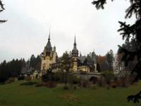 Petit voyage à Brasov.  S_peles