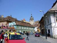 Petit voyage à Brasov.  S_sighisoara2