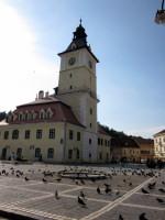 Petit voyage à Brasov.  S_square